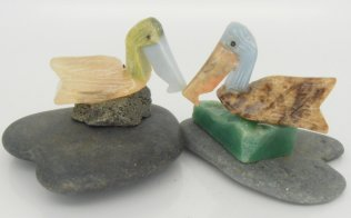 Crystal Love Bird Pair 2