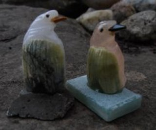 Crystal Love Bird Pair 24
