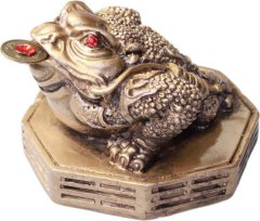 Feng Shui Money Toad 2