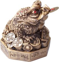 Feng Shui Money Toad 3