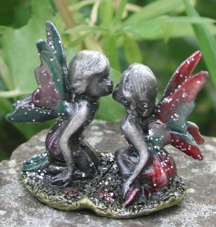 Kissing Fairies