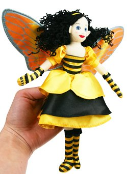 Bee Fairy puppet