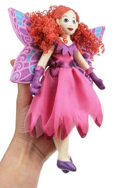 Butterfly Fairy puppet
