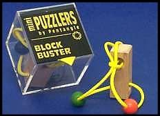 Mini Wooden Puzzler Block Buster
