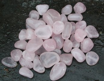 Brazilian Rose Quartz TS 250g